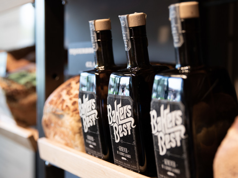 Bakers Best: jenever van oud brood