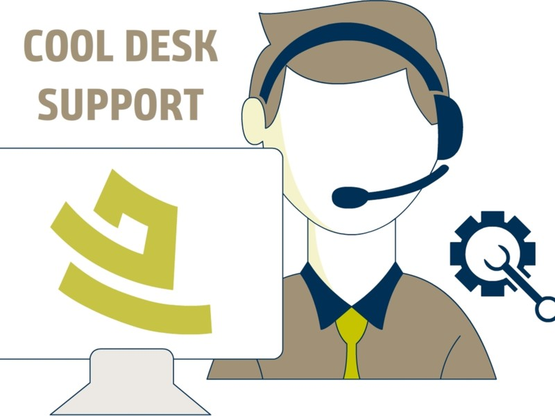 Emondt Cool Desk Support