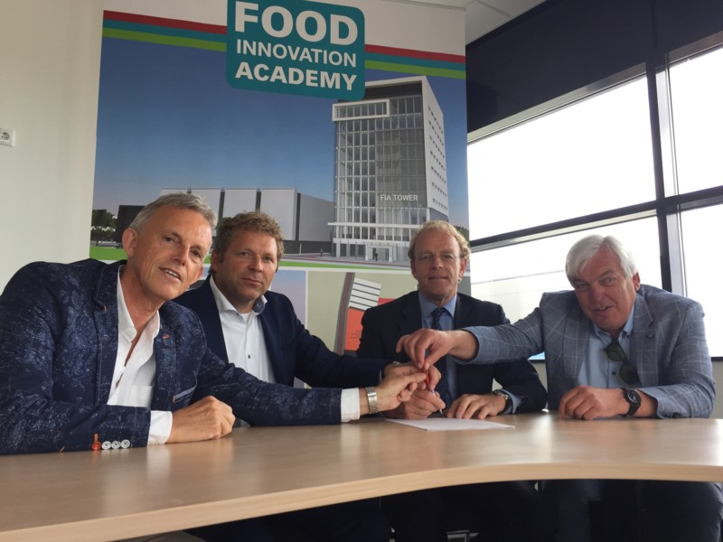 IJscentrum verhuist naar Food Innovation Academy